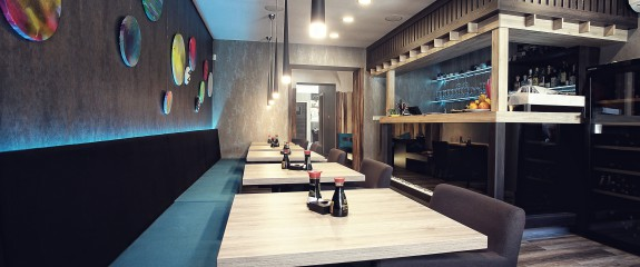 Sushi Ki by Global Lighting